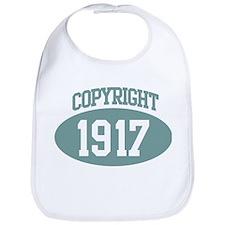 Copyright 1917 Bib
