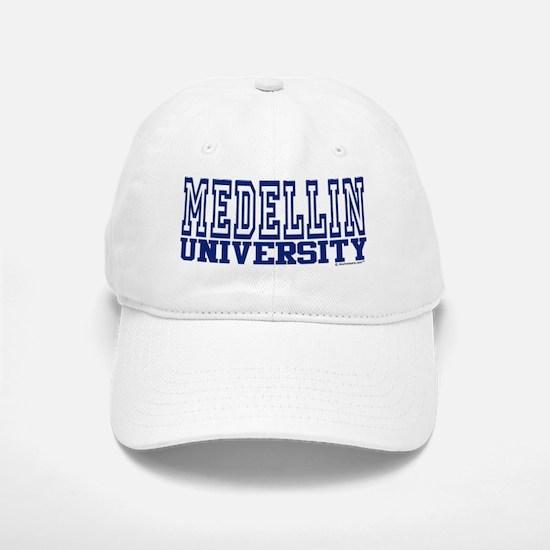 MEDELLIN University Baseball Baseball Cap