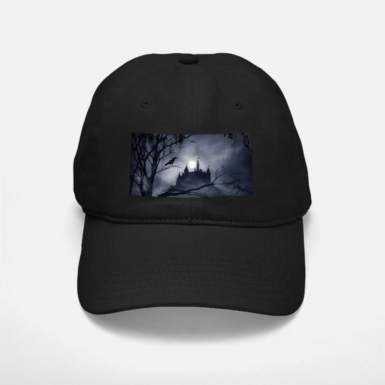 Gothic Night Fantasy Baseball Hat