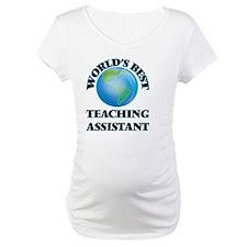 World's Best Teaching Assistant Shirt