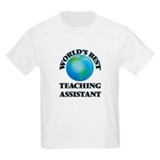 World's Best Teaching Assistant T-Shirt