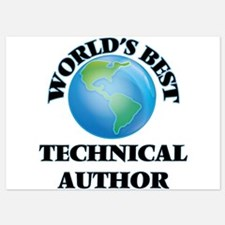 World's Best Technical Author Invitations