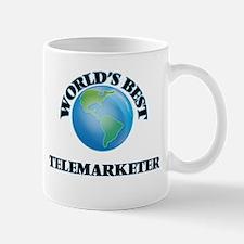 World's Best Telemarketer Mugs