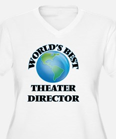 World's Best Theater Director Plus Size T-Shirt