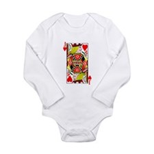 Jack of Hearts Body Suit