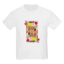 Jack Of Hearts Ash Grey T-Shirt
