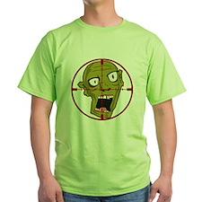 Zombie Head Hunter T-Shirt