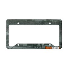 Fish Ranch License Plate Holder