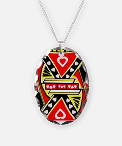 Jack of Hearts Necklace