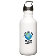 World's Best Travel Ag Water Bottle