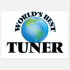 World's Best Tuner Invitations