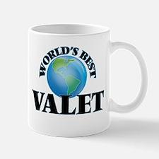World's Best Valet Mugs