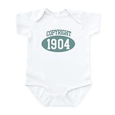 Copyright 1904 Infant Bodysuit