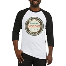 Sociologist Vintage Baseball Jersey