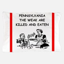 pennsylvania Pillow Case