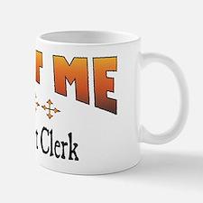 Trust Court Clerk Mug