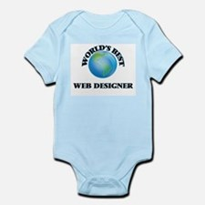 World's Best Web Designer Body Suit