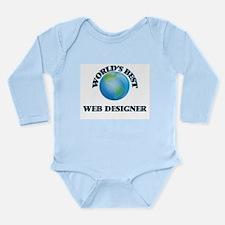 World's Best Web Designer Body Suit