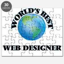 World's Best Web Designer Puzzle