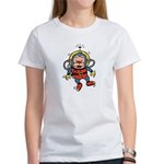 Space Monkey Women's T-Shirt