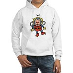 Space Monkey Hooded Sweatshirt