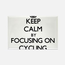 Keep Calm by focusing on Cycling Magnets