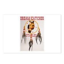 Dream Catcher Stables Postcards (Package of 8)