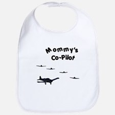 Mommy's Co-Pilot Bib