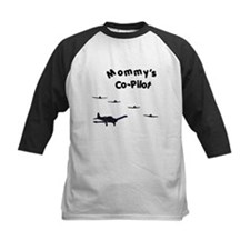 Mommy's Co-Pilot Tee