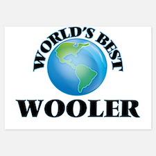 World's Best Wooler Invitations