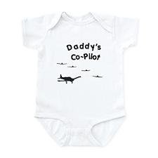 Daddy's Co-Pilot Infant Bodysuit
