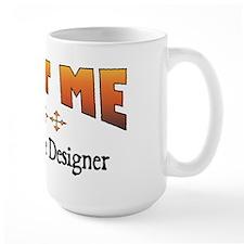Trust Costume Designer Mug