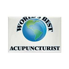 World's Best Acupuncturist Magnets