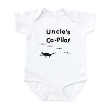 Uncle's Co-Pilot Onesie