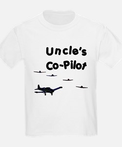 Uncle's Co-Pilot T-Shirt
