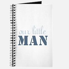 Our Little Man Journal