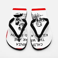 california Flip Flops