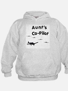 Aunt's Co-Pilot Hoodie