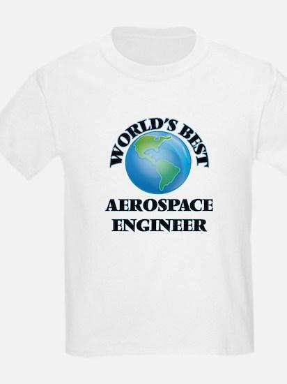 World's Best Aerospace Engineer T-Shirt