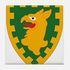 15th MP Brigade.png Tile Coaster