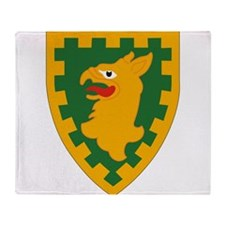 15th MP Brigade.png Throw Blanket