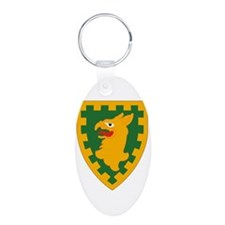15th MP Brigade Keychains