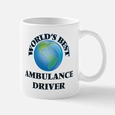 World's Best Ambulance Driver Mugs