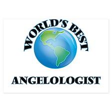 World's Best Angelologist Invitations