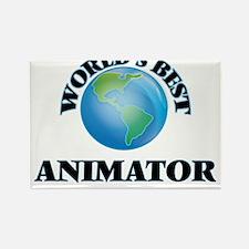 World's Best Animator Magnets