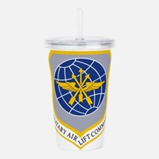 Military Airlift Comma Acrylic Double-wall Tumbler