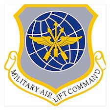 Military Airlift Command MAC Invitations