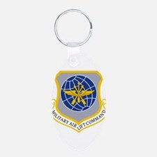 Military Airlift Command MAC Keychains