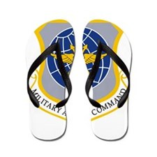 Military Airlift Command MAC.png Flip Flops