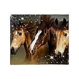 Kids horse Blankets